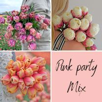 Pink Party Mix